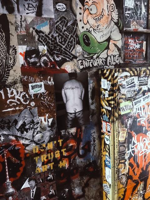 open air exhibition in berlin 2019 by katastrofffe