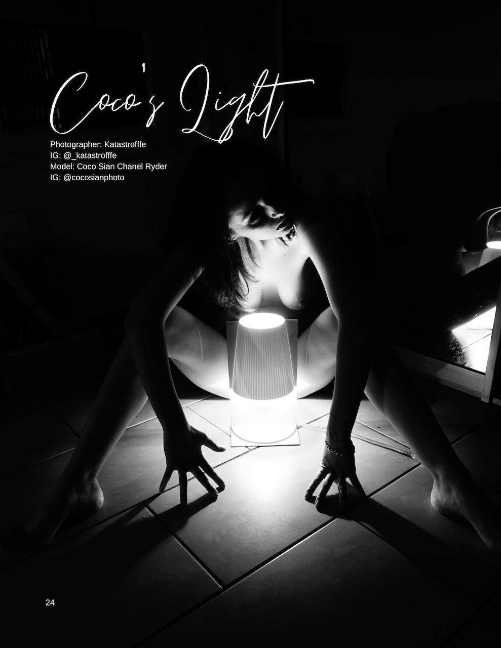 nuvu magazine publication