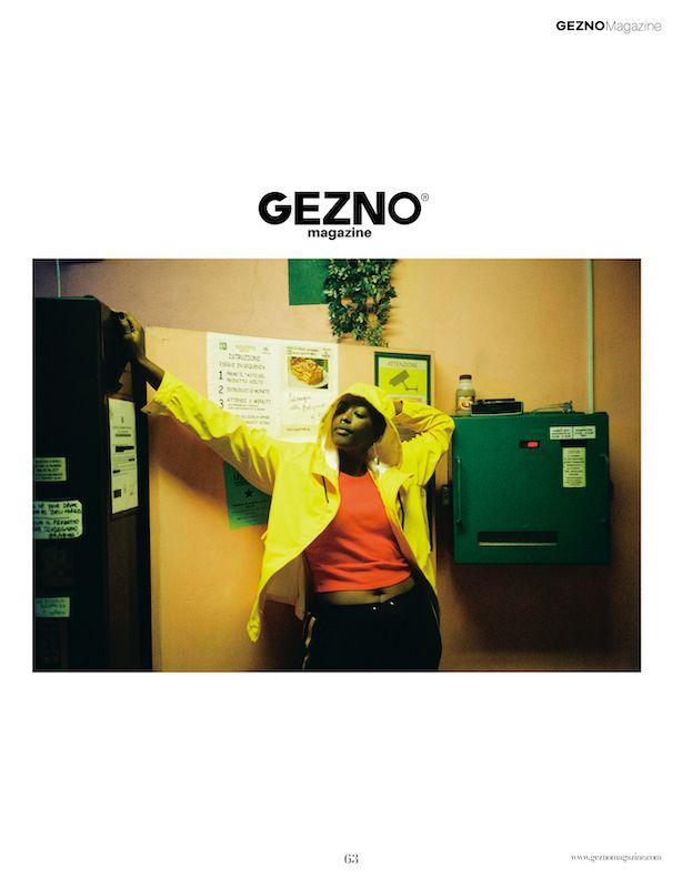 gezno magazine publication
