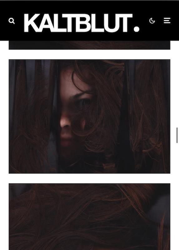 kaltblut magazine publication