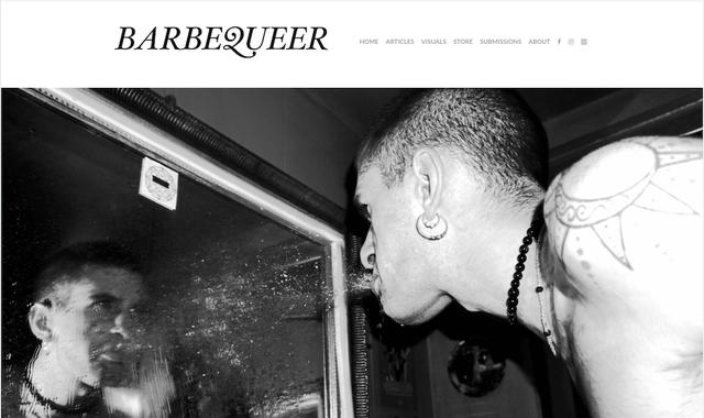 barbequeer magazine