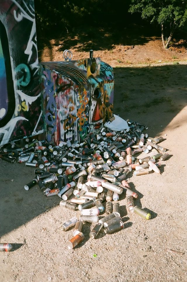 drown into street art